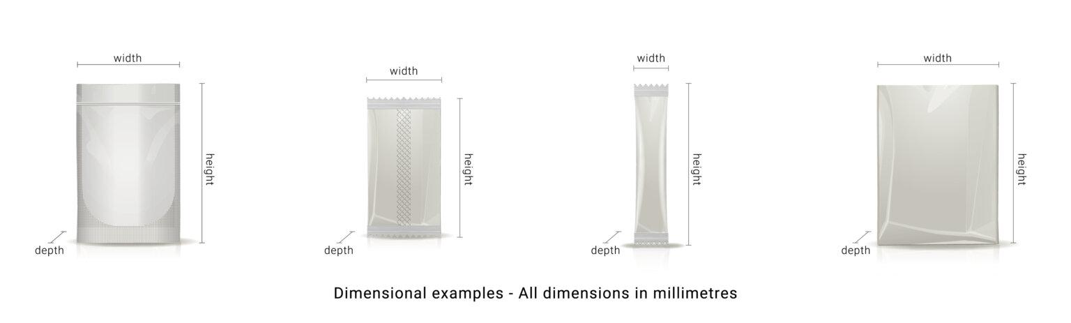 Repaq-dimensioning specification